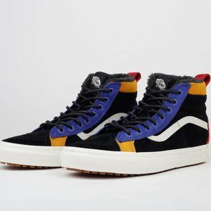 VANS SK8-HI 46 MTE DX ULTRACUSH BLACK SURF THE WEB